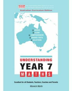 Understanding Year 7 Maths: Australian Curriculum Edition