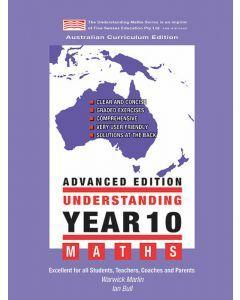 Understanding Year 10 Maths Advanced: Australian Curriculum Edition