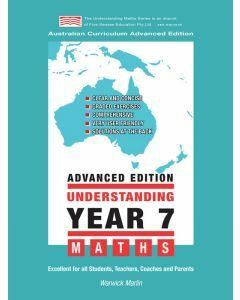 Understanding Year 7 Maths Advanced: Australian Curriculum Edition