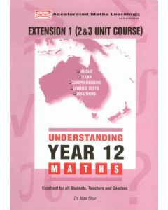 Understanding Year 12 Extension 1 HSC Maths