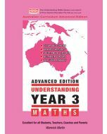 Understanding Year 3 Maths Advanced: Australian Curriculum Edition