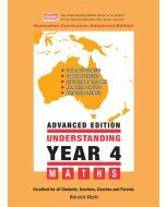 Understanding Year 4 Maths Advanced: Australian Curriculum Edition